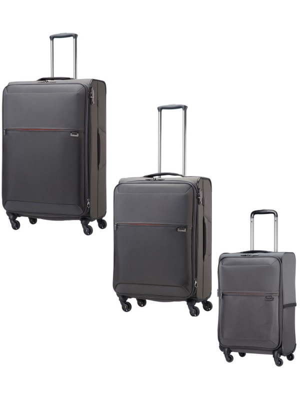 Samsonite 72 Hours 55cm 71cm 78cm Spinner 4 Wheeled