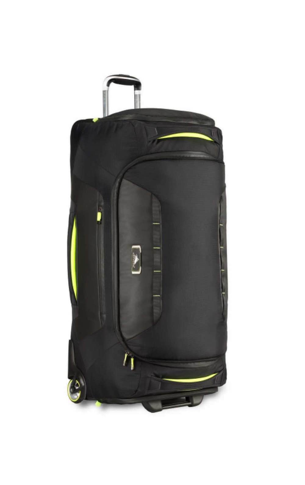 AT8   86cm Wheeled Duffle - Black   Zest   High Sierra d007e85a213d2