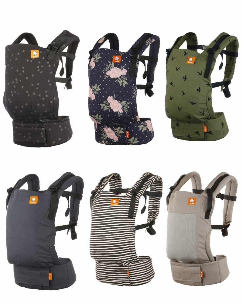 Baby Tula Free To Grow Baby Carrier 3 2kg To 20kg By