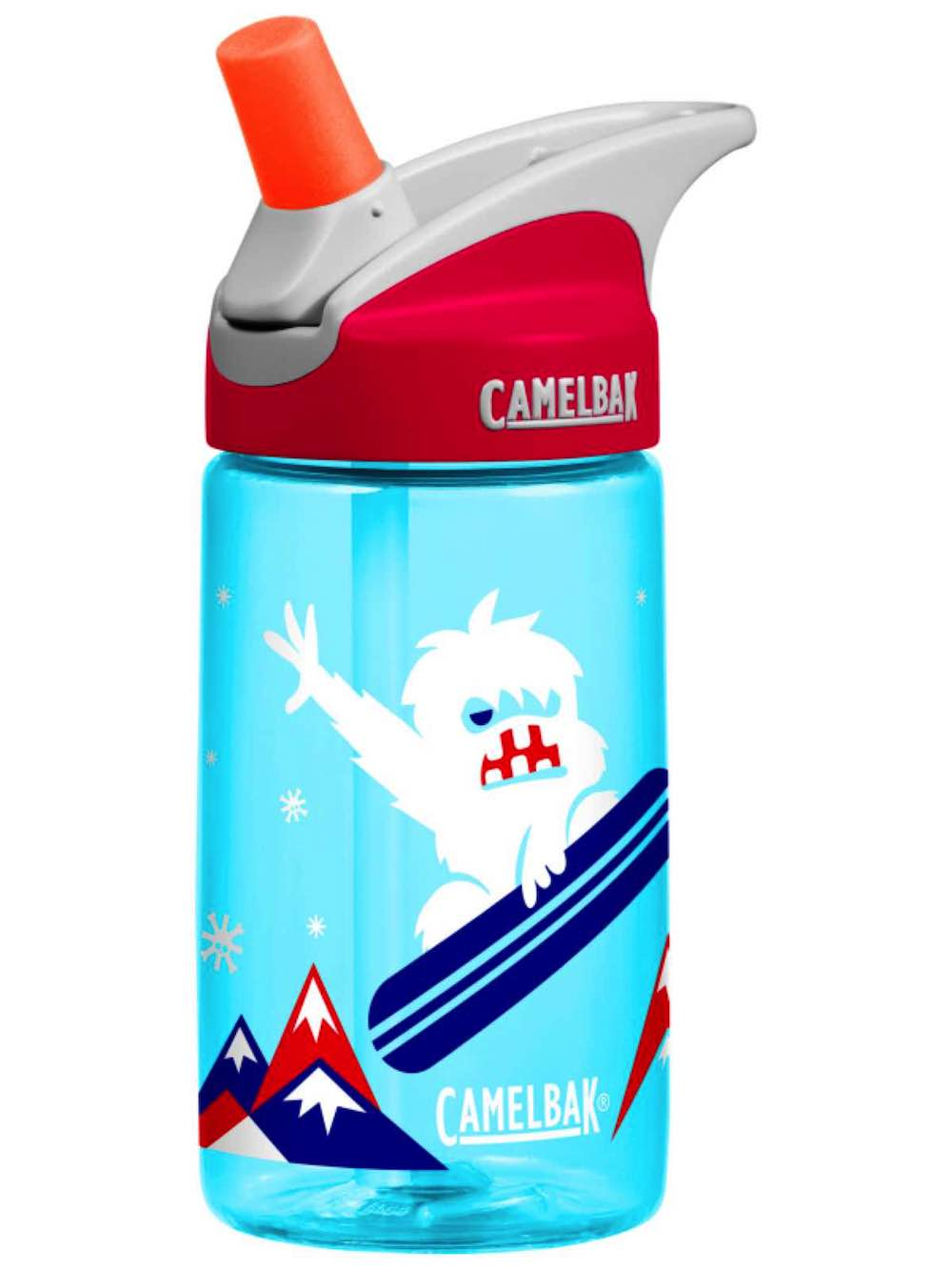 03c9f13d59 CamelBak Eddy - Kids Bottle 400ML - Shred It Yeti by CamelBak (CB54172)