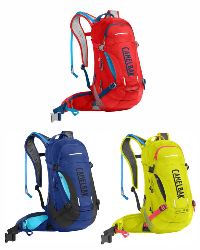 Camelbak Mule Lr Low Rider 15 3l Sports Hydration Pack