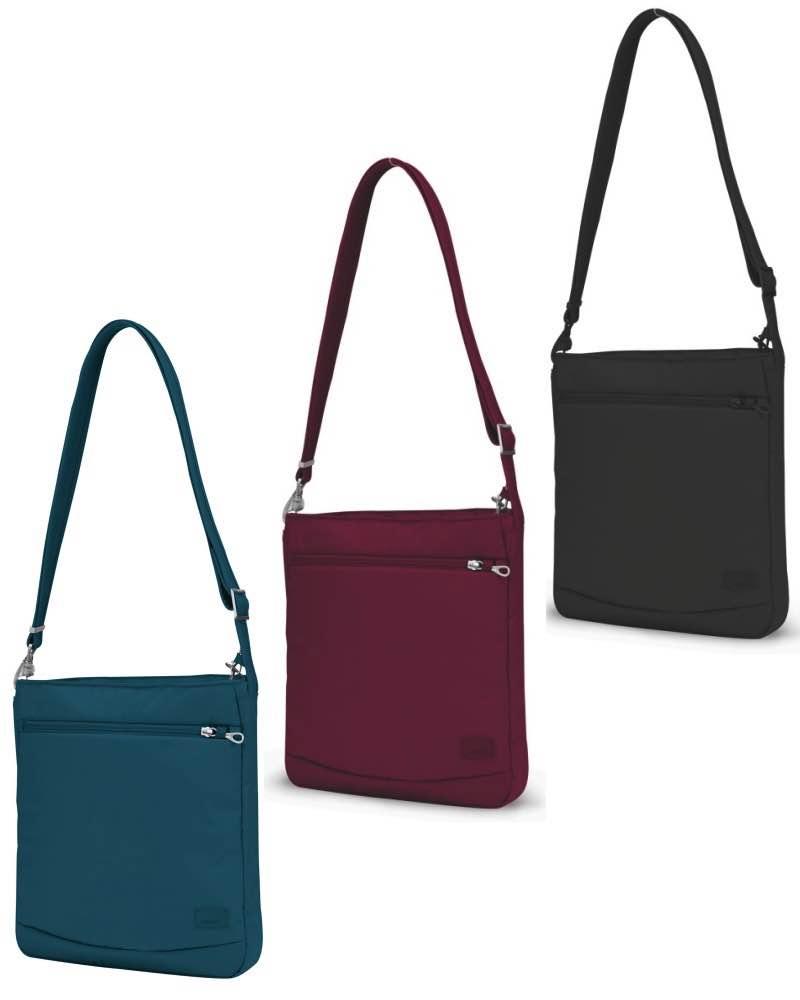 Pacsafe Citysafe CS175 Anti-Theft Shoulder Bag by Pacsafe (Citysafe ... f2498df8cdcf5