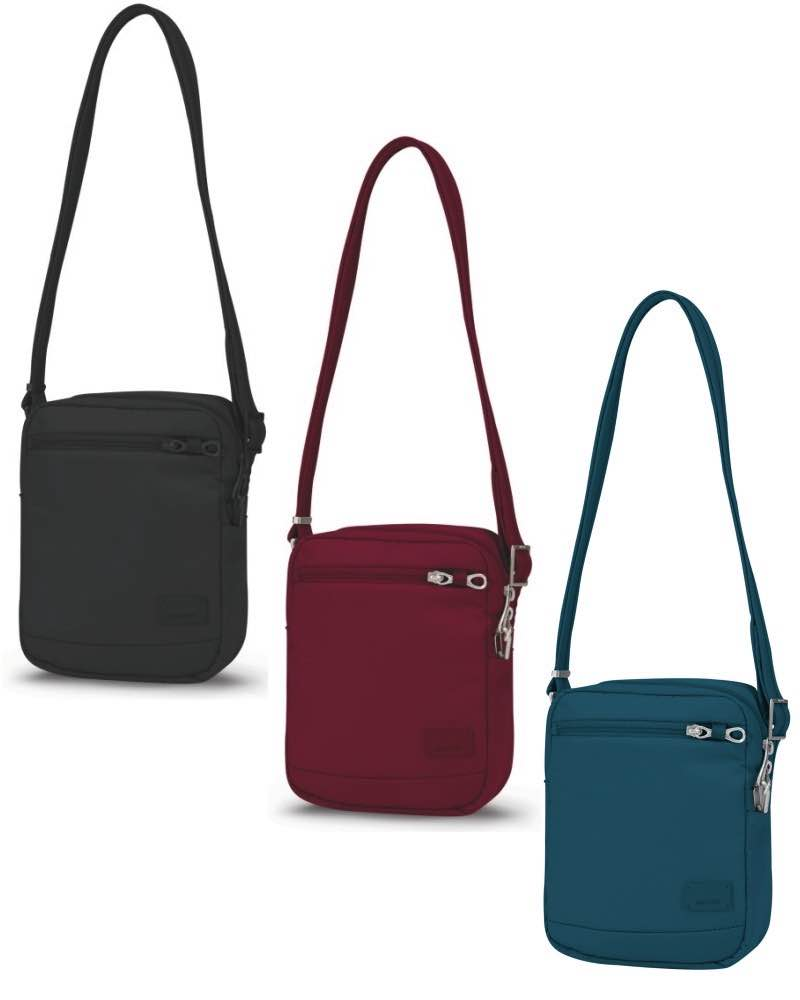 Pacsafe Citysafe Cs75 Women S Anti Theft Cross Body Bag By