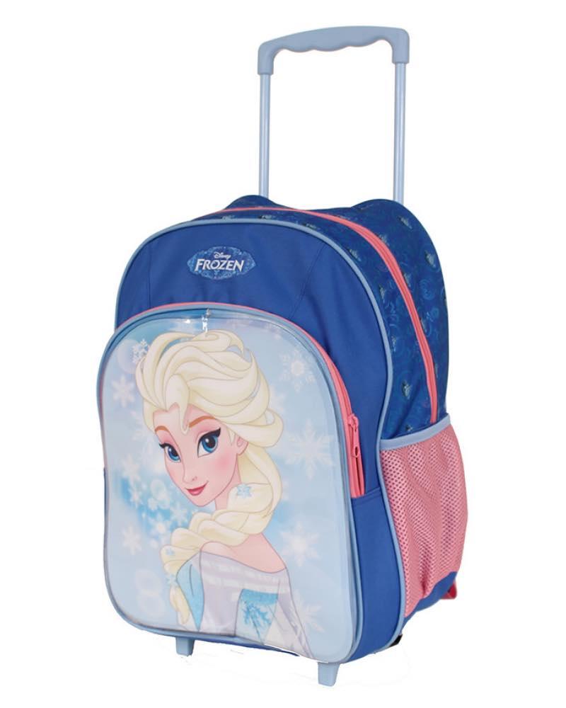 Disney Frozen 17 Quot Backpack 2 Wheel Trolley Cabin Luggage