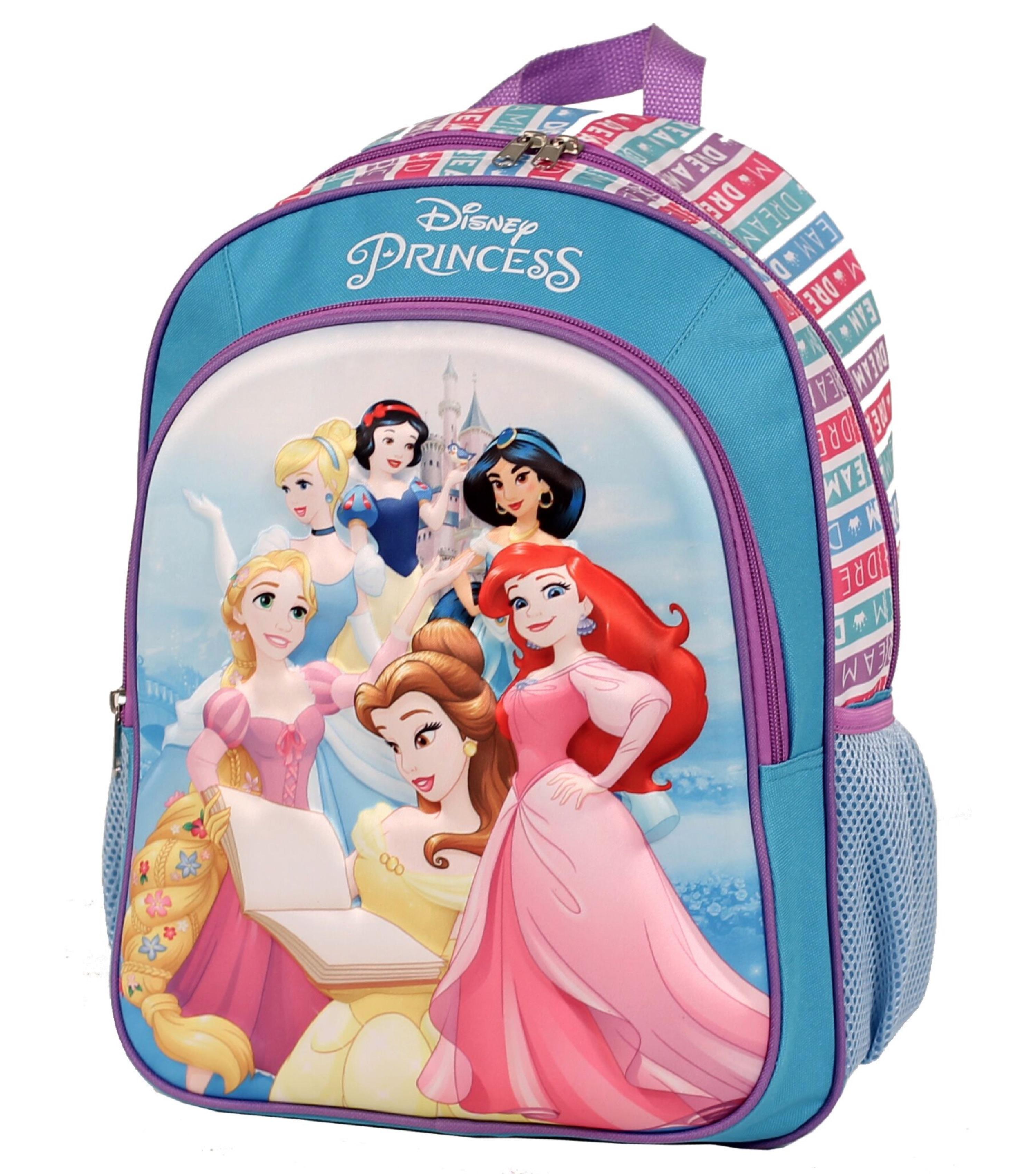 Disney Princess Kids Backpack by Disney (DIS178)