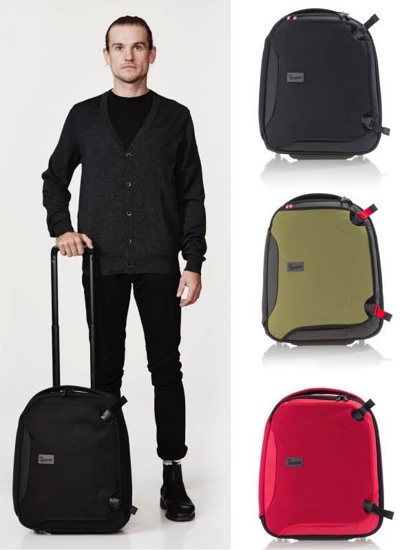 Dry Red No 3 - Carry-On Cabin Luggage : Crumpler by Crumpler at ...