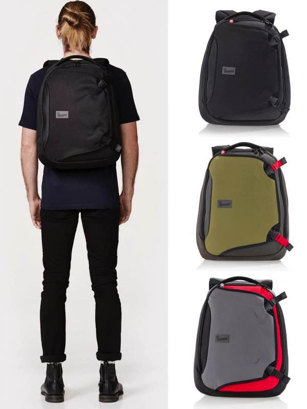 ea861b878b Crumpler Dry Red No 5 - Laptop Backpack by Crumpler (Dry-Red-5 ...