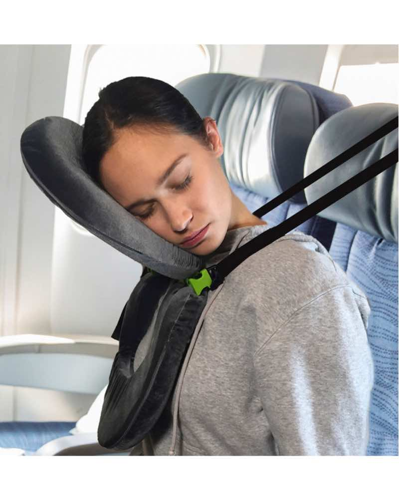 Face Cradle Travel Pillow Available In 3 Colours By