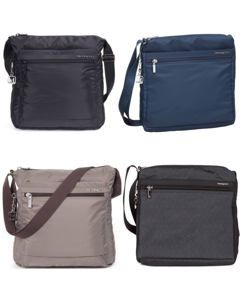 Hedgren FANZINE Shoulder Bag with RFID Pocket by Hedgren (FANZINE ... 975194c93d096