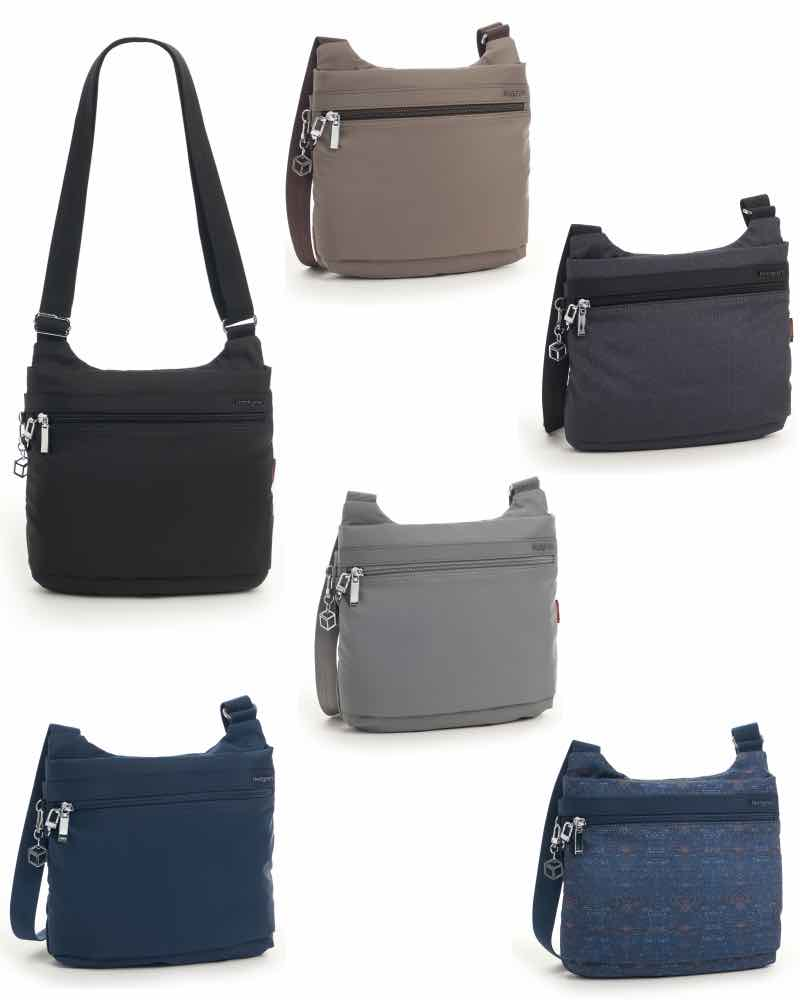 3bad12555c Hedgren Faith Crossover Shoulder Bag with RFID Pocket by Hedgren (Faith- Crossover-Bag)