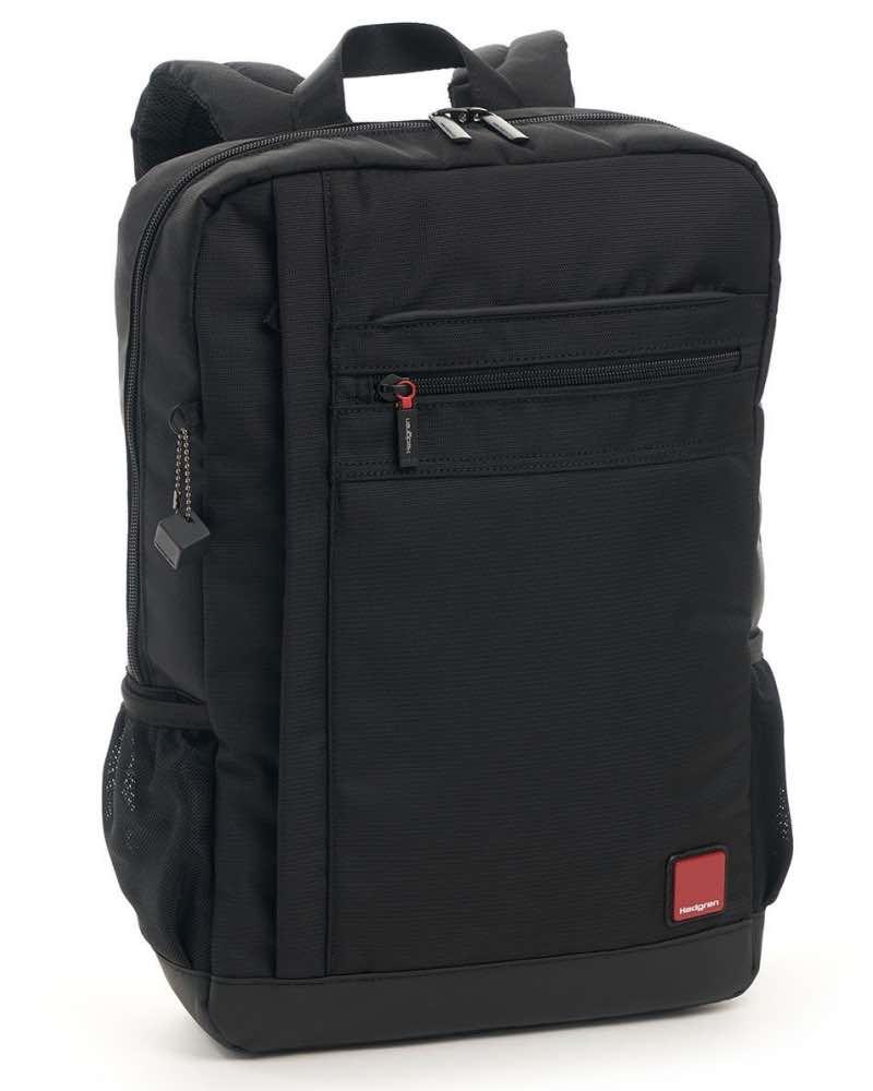 26b77a4527e Hedgren PYLON 15.6 inch Laptop Backpack - Black by Hedgren (HRDT10.003)