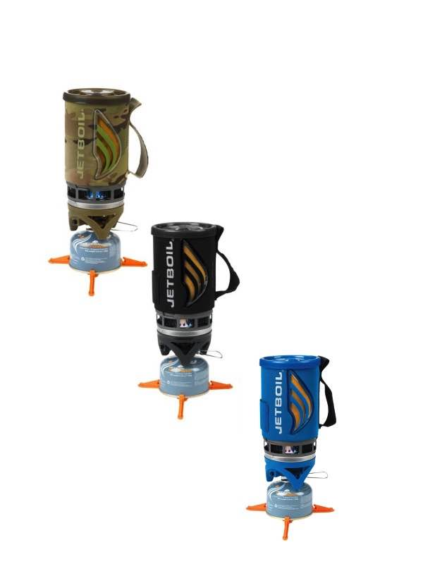 CAMO JetBoil Flash Portable Cooking System BRAND NEW
