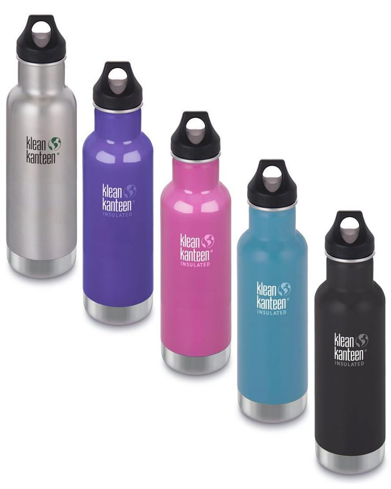Klean Kanteen 590ml Insulated Classic Stainless Steel
