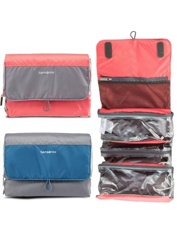 Samsonite Large Roll-Up Toiletry Kit by Samsonite Luggage (Lge-Roll ... d03a954de1de6