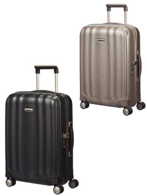 Samsonite Lite Cube 55cm Spinner Wheeled Carry On