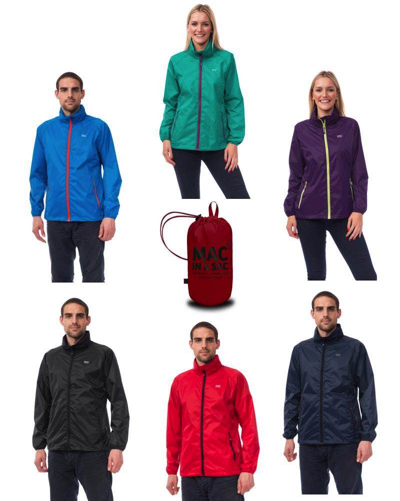 ba1fe0f6e2 Mac in a Sac 2 Extra Large Size (XL) - Waterproof Packaway Jacket by ...