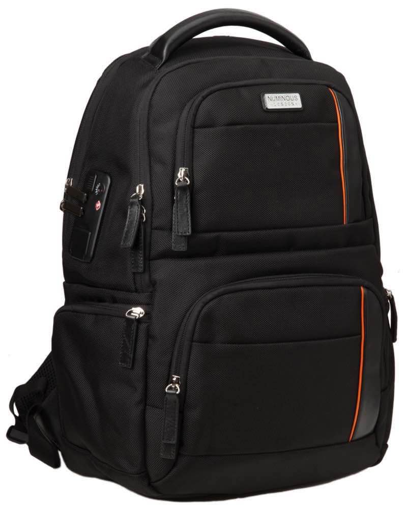 7f4f19696cf0 Numinous London   Smart City Backpack 28L - Black by Numinous ...