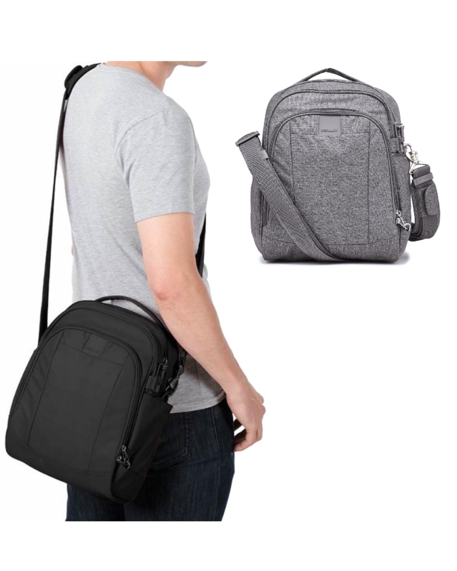 Pacsafe Backpacks & Messenger Bags