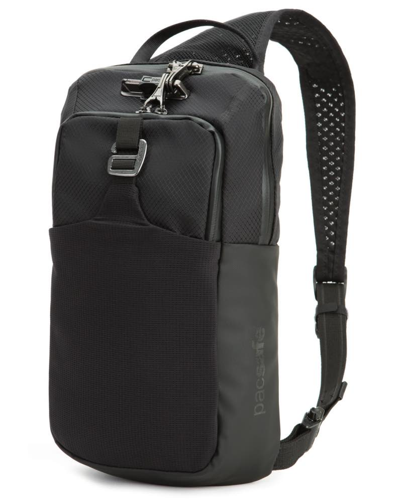 Pacsafe Venturesafe X Anti-theft Sling Pack - Black by Pacsafe (PS60505100) 8d9a8cf1be8a6