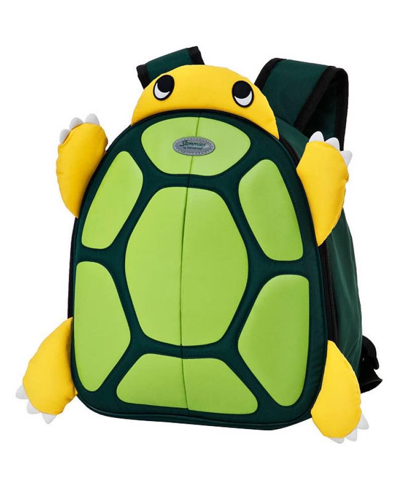 Samsonite   Sammies Dreams - Turtle Backpack Medium - Green by ... 255056767f840