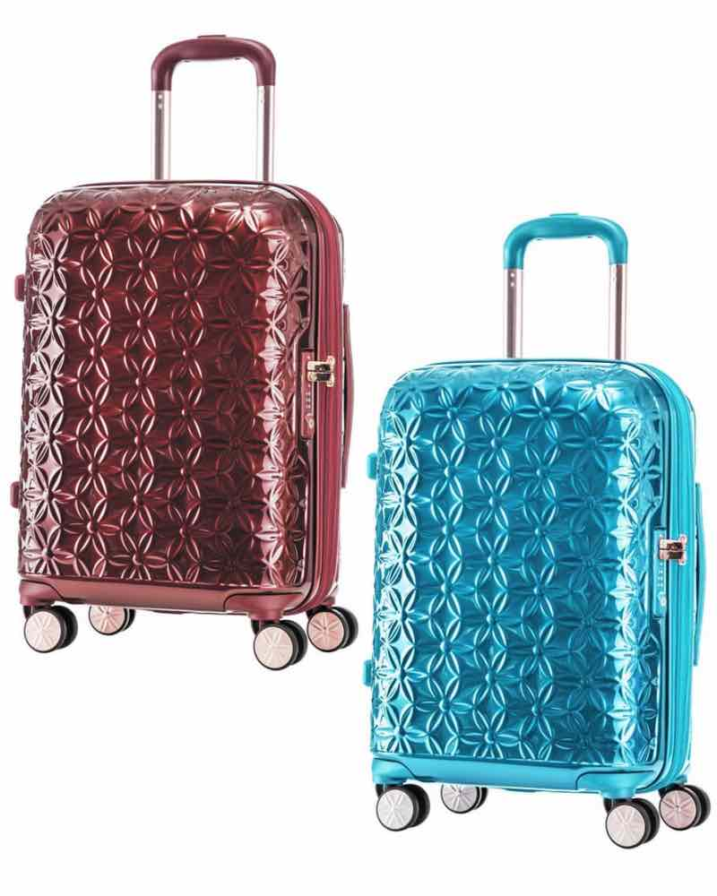 Samsonite Theoni 55 Cm 4 Wheel Expandable Carry On
