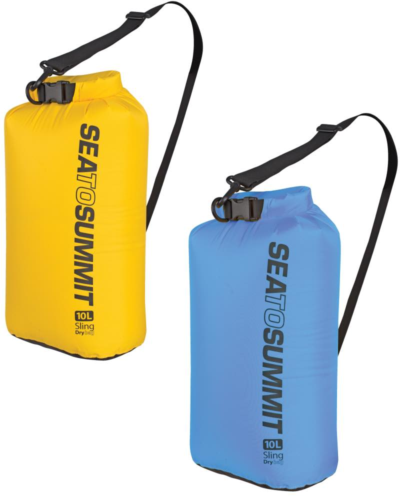 e480a48968 Sea to Summit   Lightweight Sling Dry Bag - 10L by Sea to Summit ...