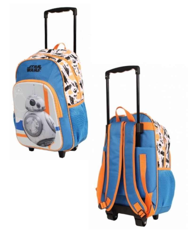 22ee195156 Star Wars   BB8 Trolley Backpack by Star Wars (SW013)