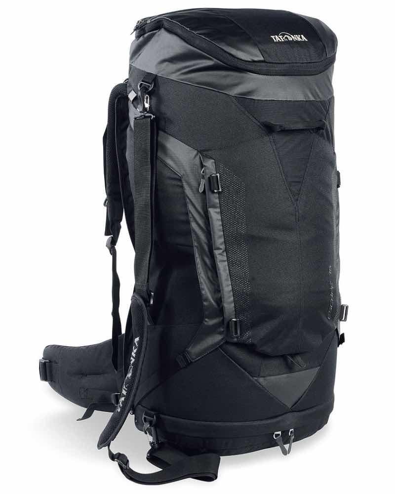 Tatonka Escape 75 Travel Backpack Black By Tatonka