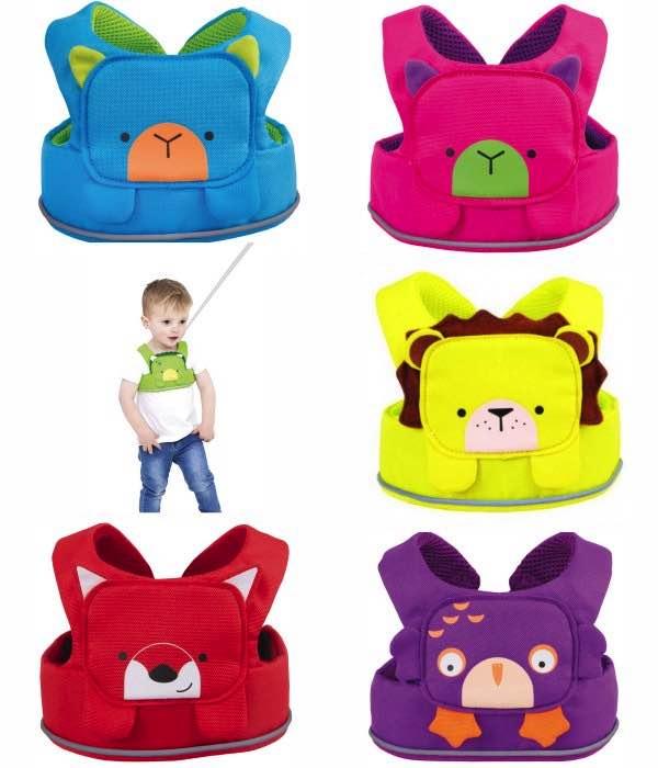 f684df18b4 ToddlePak Safety Harness   Trunki by Trunki (ToddlePak-Safety-Harness)