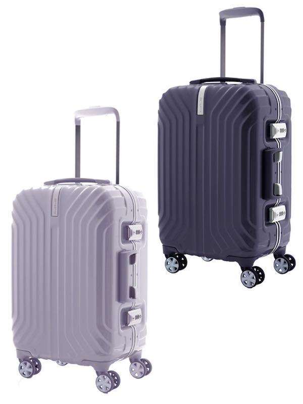 Samsonite Tru-Frame - 55 cm 4 Wheeled Spinner Luggage by Samsonite ...