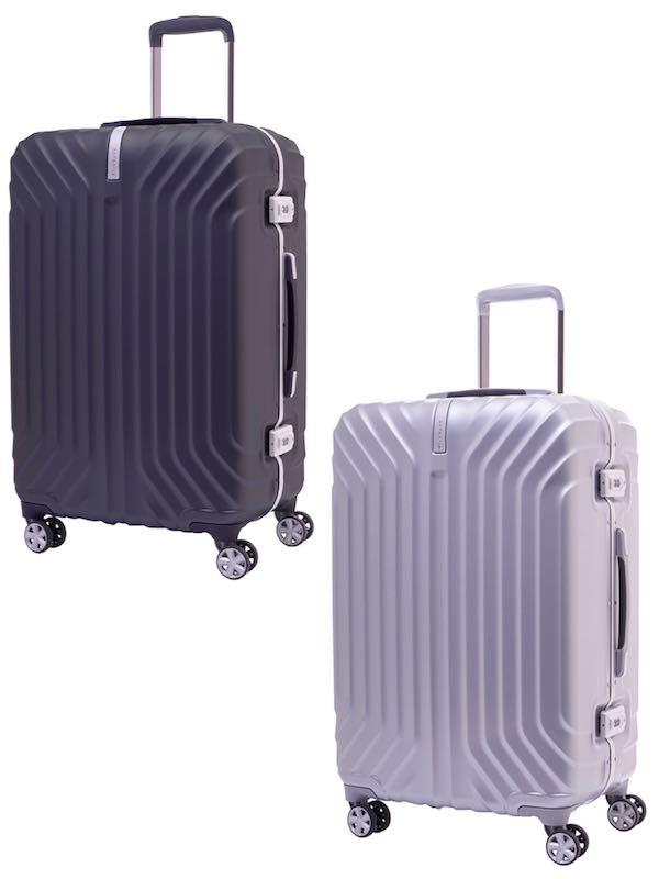 Samsonite Tru-Frame - 68 cm 4 Wheeled Spinner Luggage by Samsonite ...