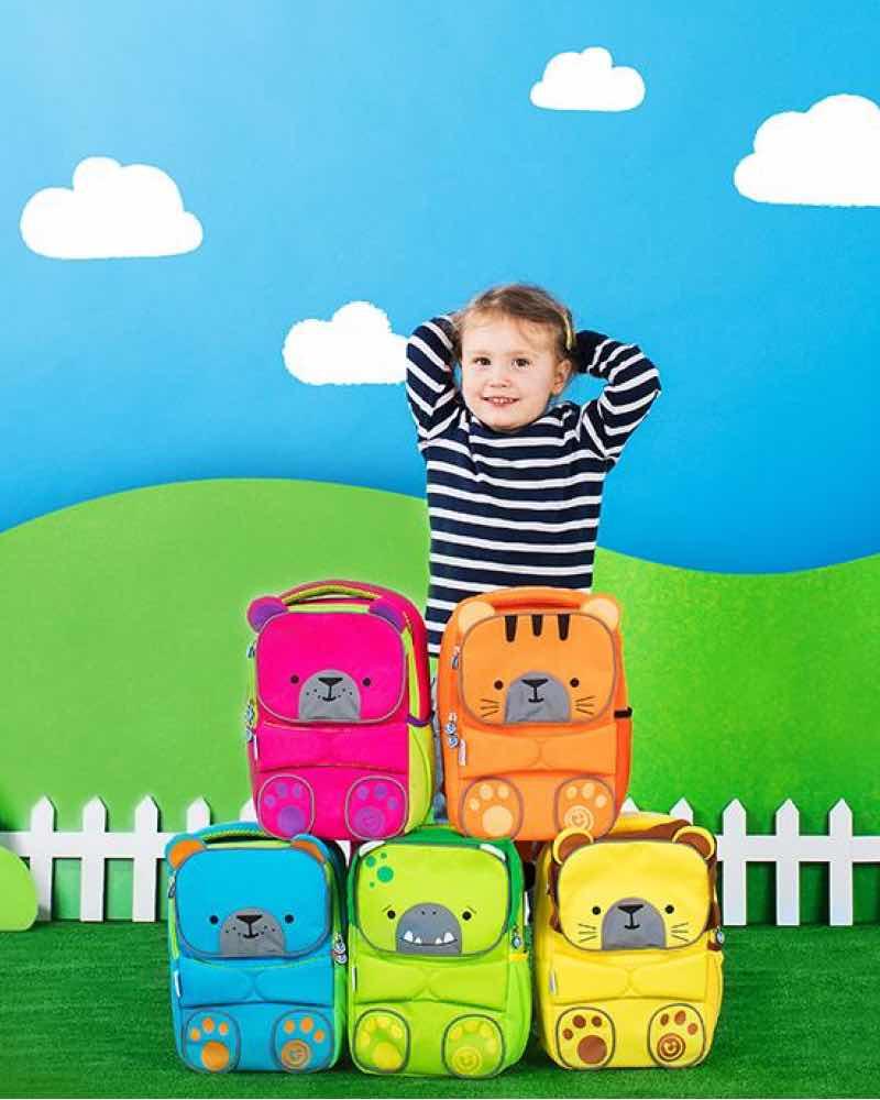 b3332a7bde2 Trunki : ToddlePak Kid's Backpack by Trunki (ToddlePak-Backpack)