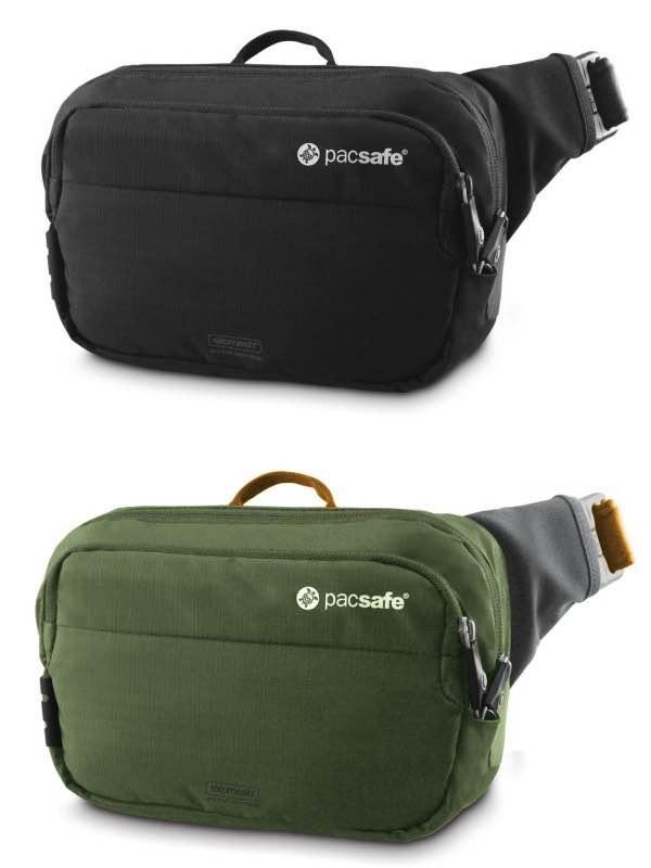 Anti theft GII 100 Metrosafe Hip & Shoulder Bag