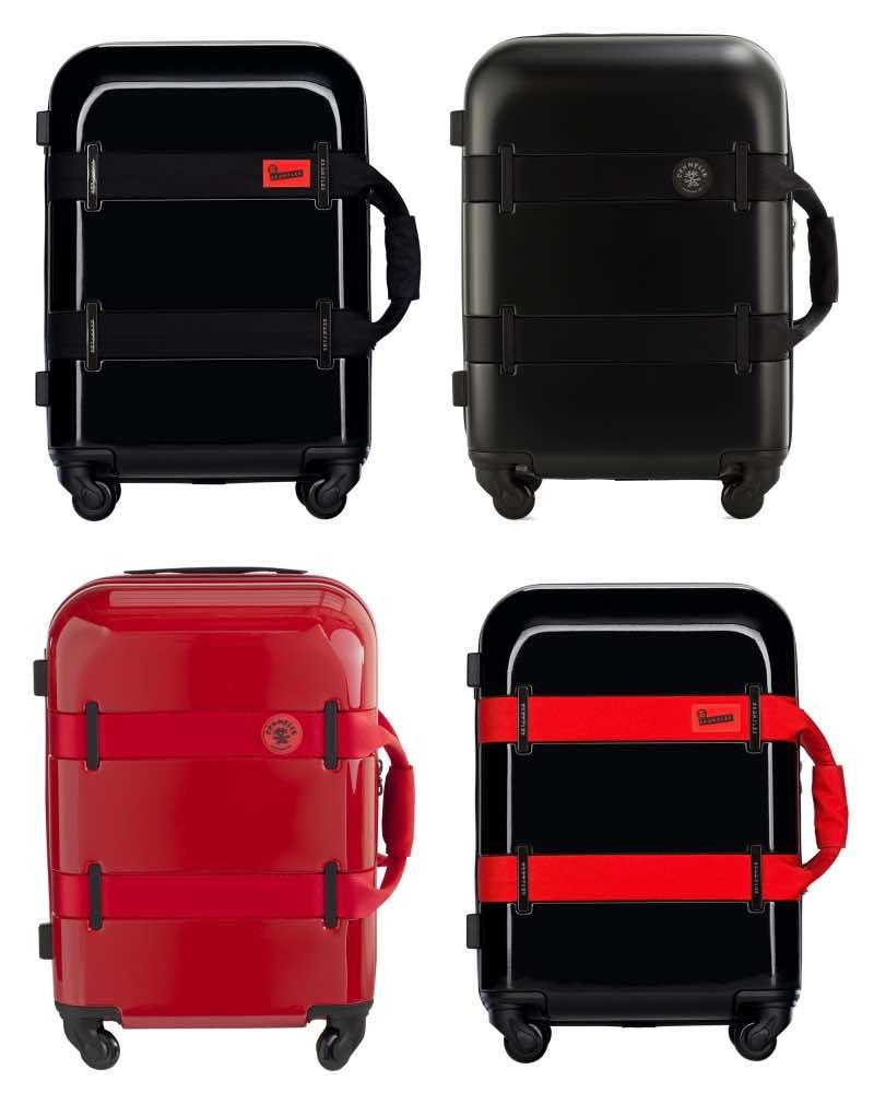 luggage pp bag en cabin bluette l cabins