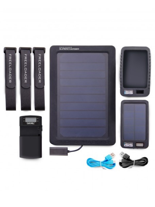 iSIS Globetrotter Click Kit (Includes iSIS Charger ...
