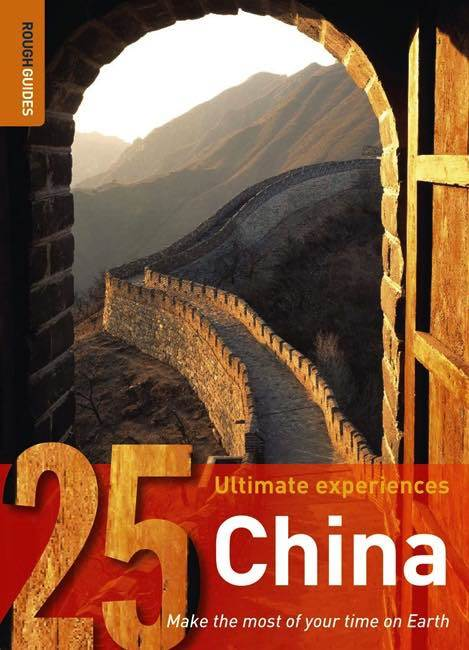 China: Rough Guide 25s