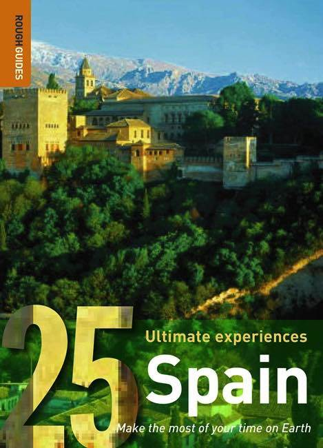 Spain: Rough Guide 25s
