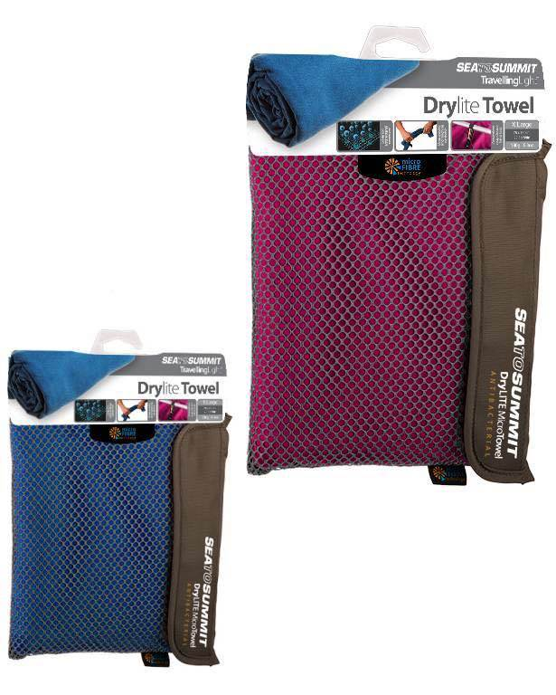 Travelling Light Drylite Towel - Extra Large  : Sea to Summit