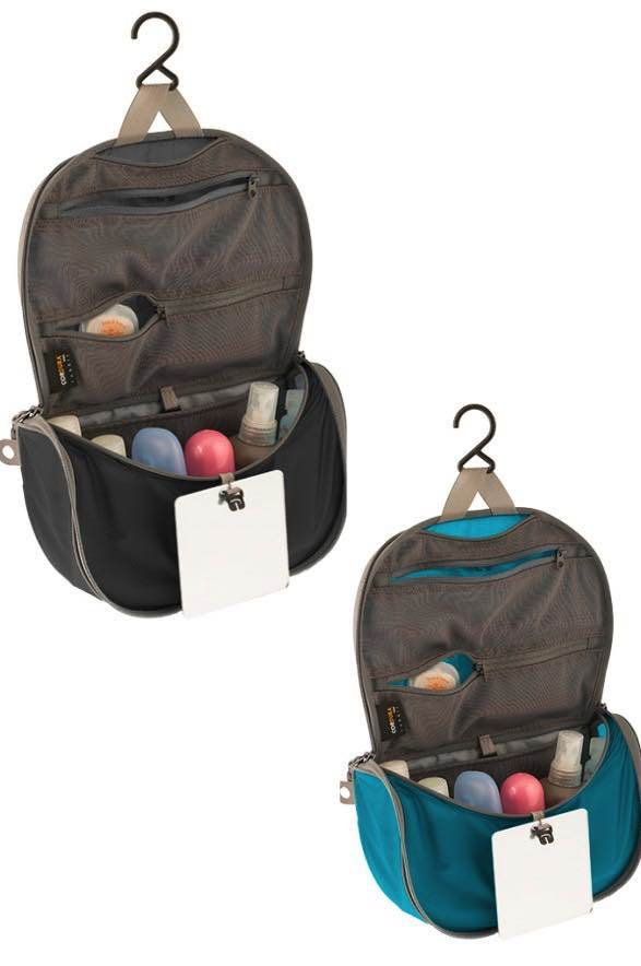 Lightweight Hanging Toiletry Bag : Small : Sea to Summit
