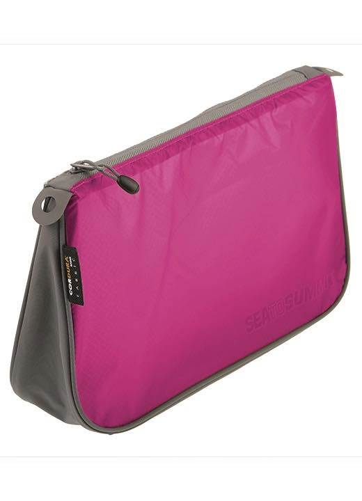 Lightweight Travel See Pouch : Medium - Berry : Sea to Summit