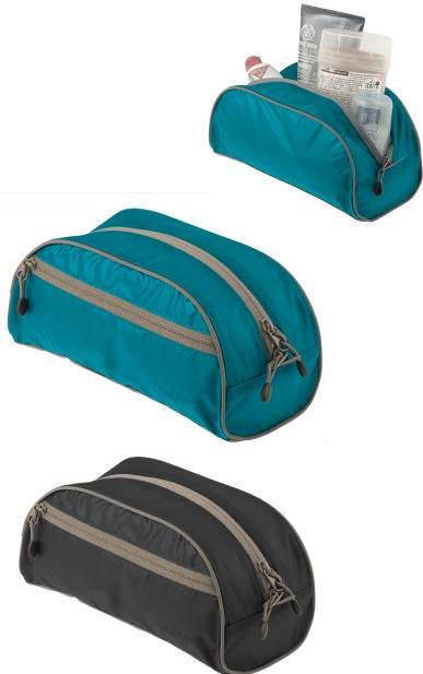 Lightweight Travel Toiletry Bag : Large : Sea to Summit