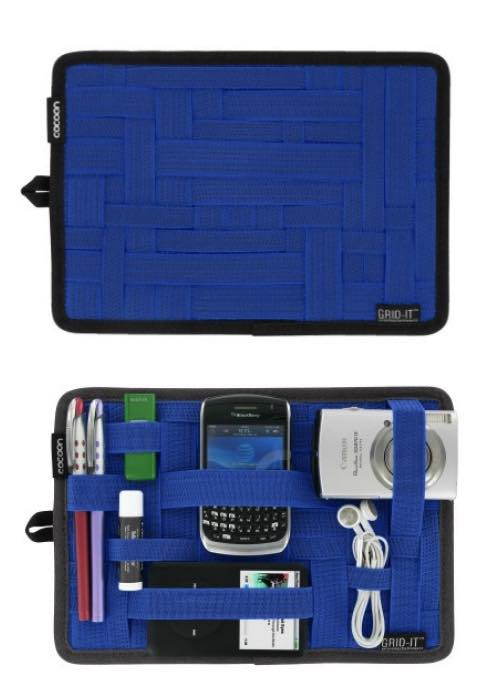 GRID-IT Organizer Medium 19.1 x 26.7 cm - CPG8 Blue : Cocoon