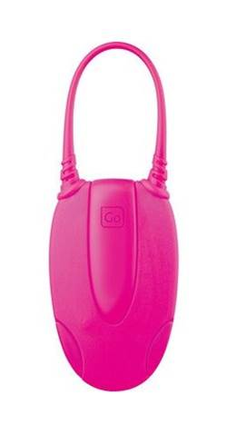 Glo Luggage ID : Go Travel - Pink