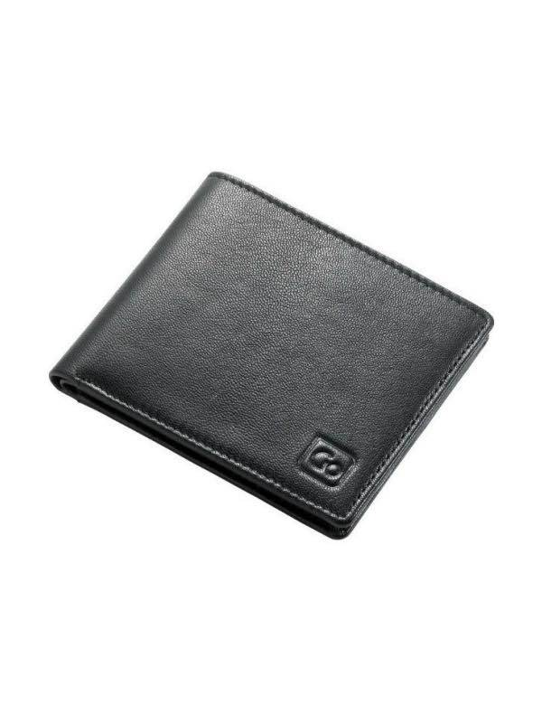 RFID-blocking Wallet - Black : Go Travel