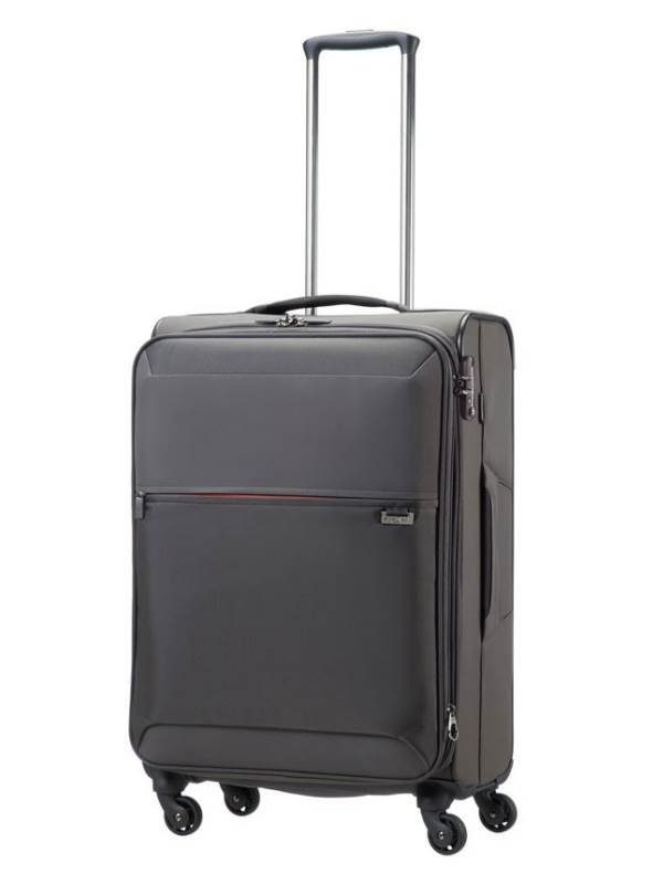 72 Hours : 68cm Spinner Wheeled Upright - Platinum Grey : Samsonite