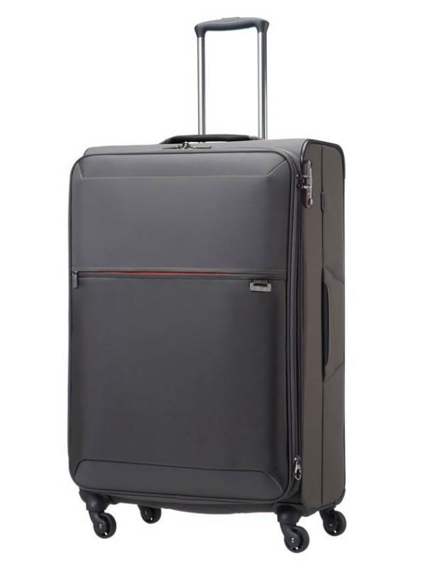 72 Hours : 78cm Spinner Wheeled Upright - Platinum Grey : Samsonite