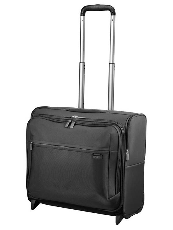 72 Hours : Rolling Tote / Wheeled Laptop Bag - Platinum Grey : Samsonite