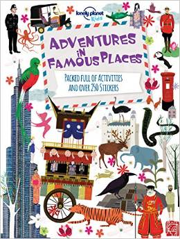 Adventures In Famous Places by Lonely Planet