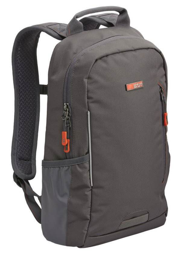 "Aero Small 13"" Laptop Backpack - Grey : STM"
