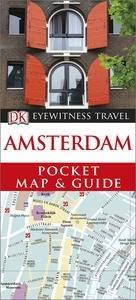 Amsterdam : Pocket Map & Guide Eyewitness Travel
